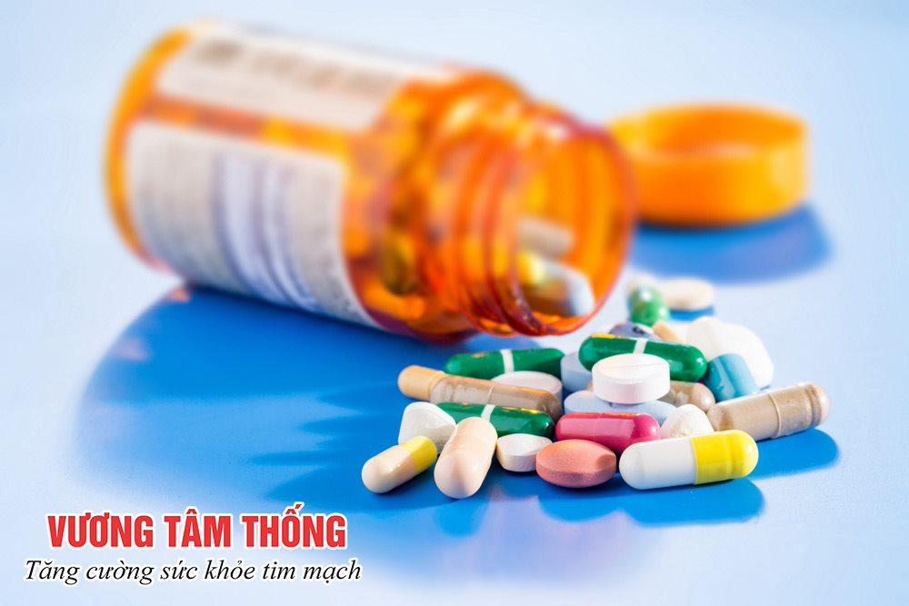 Người bệnh thiếu máu cơ tim nên dùng thuốc theo chỉ định của bác sĩ